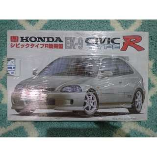 Fujimi Honda Civic Type R EK-9