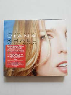 CD Diana Krall - The Very Best Of(New Sealed)