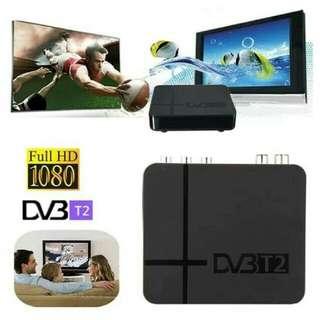 BN Mediacorp Digital Channel TV box set top box