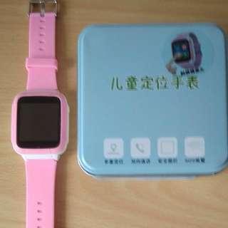 Kids anti-lost GPS smart watch