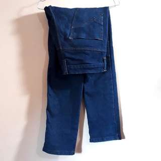 Jeans dust cover