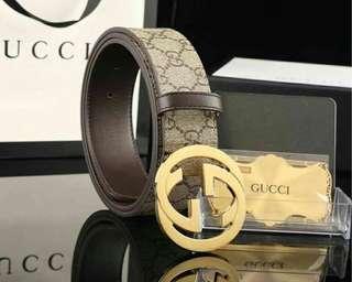 Gucci Belt [Light Brown]