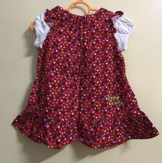 Girl's Blouse/ Dress