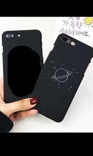 BN iPhone X galaxy black casing