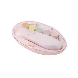 Baby infant nail care tools manicure