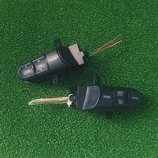 remote stir audio dan cruise control Honda jazz 2008-2014 ( GE8 ) bisa untuk Civic FD1