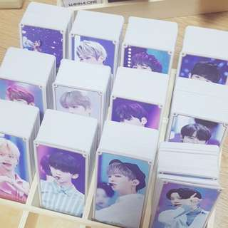 [ORDERED] IPU TRADE CARD PC WANNA ONE