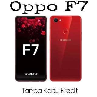 Kredit Oppo F7 Ram 4/64Gb