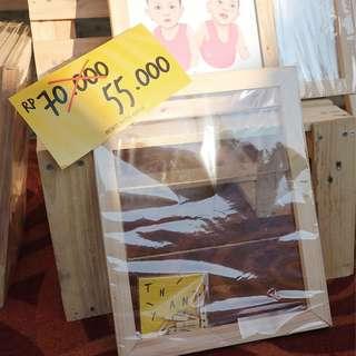 Paket hanger photos frame
