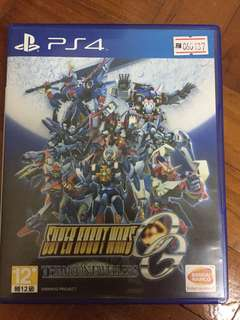 PS4 Super Robot Wars