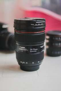 Canon 24-70mm f2.8 v2