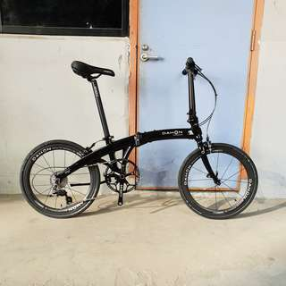 Dahon MU SP 10speed Shimano Ultegra 22inch Folding Bicycle
