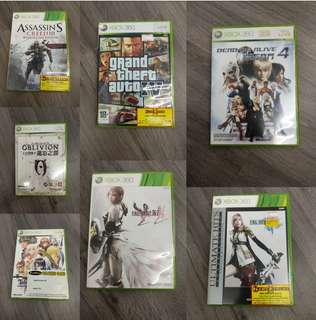 Cheap Xbox 360 Games for sale!