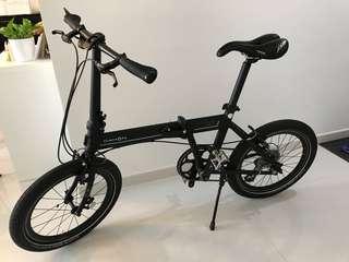 Dahon Horize folding bicycle