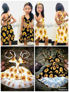 NEW NEW Sunflower Loisa Ootd Set P2200 Only  Freesize Fit 3to5 y/o