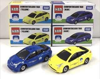 Tomica Prius SG taxi