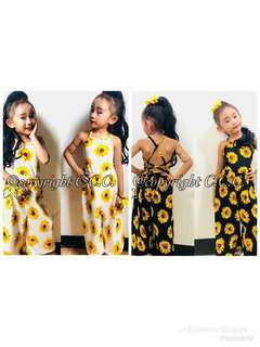 NEW NEW Sunflower sexyback jumpsuit
