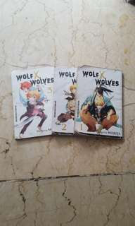 Wolf x Wolves 1, 2, 3