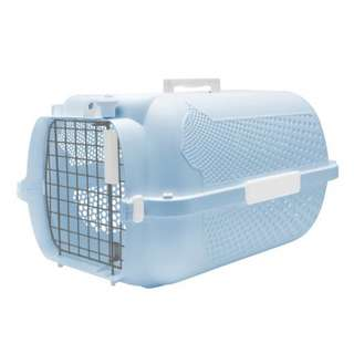 Catit Profile Voyageur Pink/Blue Cat Carrier (Small)