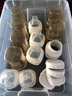 Hegen Baby Milk Bottle Bundle
