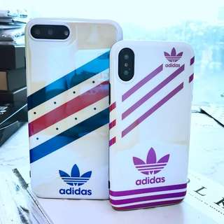 [PO] Adidas fashion IPhone 6/7/8/X Full Cover Case