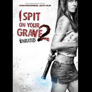 [Rent-A-Movie] I SPIT ON YOUR GRAVE 2 (2013)