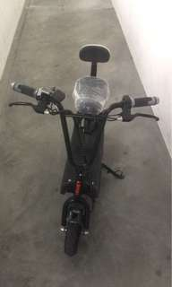Mini Harley ( LTA speed compliant only ) selling cheap