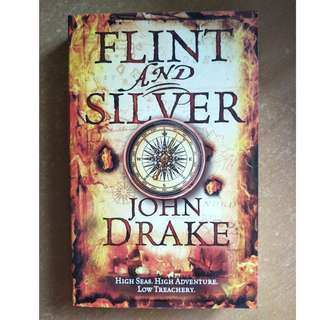"""Flint and Silver"" by John Drake"