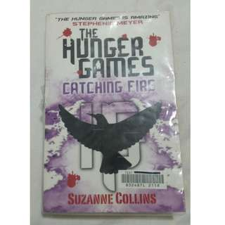 The hunger games by Stephanie Meyer