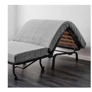 Ikea LYCKSELE LÖVÅS 單人沙發床