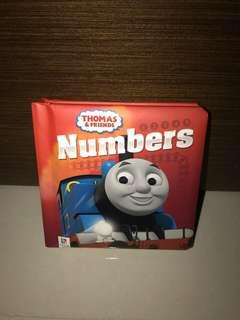 Free Postage - BN Thomas & Friends Numbers (Hinkler)