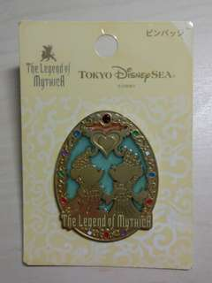 日本 Disney Pin 迪士尼徽章 襟章