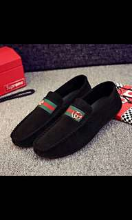 Fake Gucci loafers