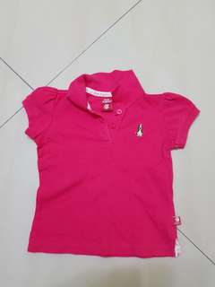 Hush Puppies Polo Tshirt