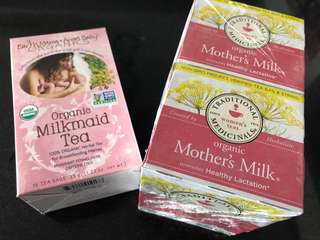 Organic Milkmaid / Mother's Milk Herbal Tea