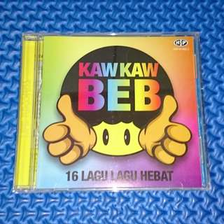 🆒 VA - Kaw Kaw Beb [2015] Audio CD