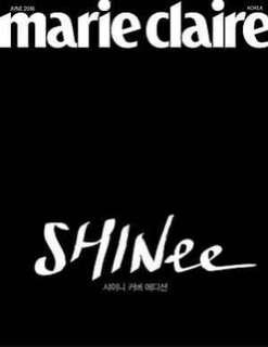 [PO] SHINee Magazine - • Marie Claire