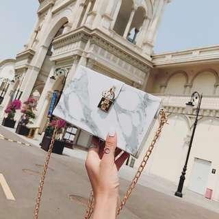 Rm29💕💕Marble Box Bag