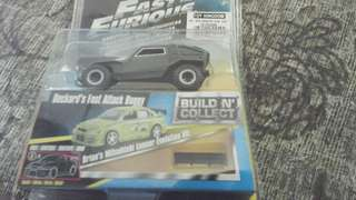Fast and the furious 7 toy car jada
