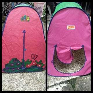 Dora play tent