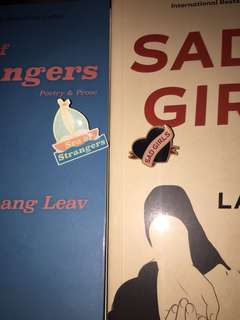 lang leav badge limite edition