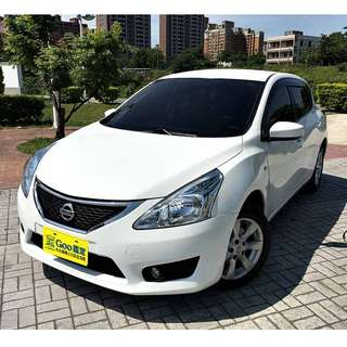 2013年 Nissan Tiida 1.6 傳奇版