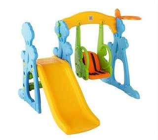 Grow'N Up First Steps Scramble N Slide Set