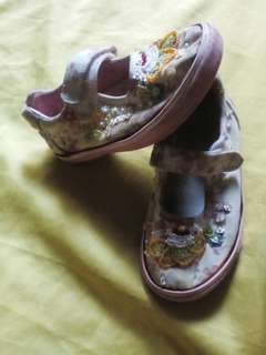 Cute Sequence Kids Shoes