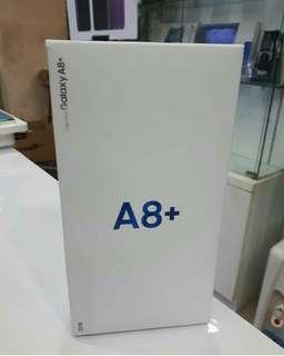 Kredit Samsung A8+ Cicilan Bunga Ringan 0,99%