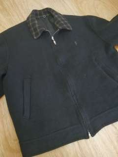 YSL Pour Homme Suede Jacket