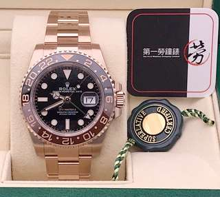 Rolex 126715CHNR