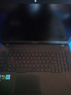 Asus ROG 7300hq i5 gaming laptop