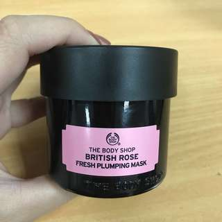 The Body Shop British Rose Mask