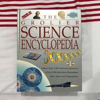 The Grolier Science Encyclopedia